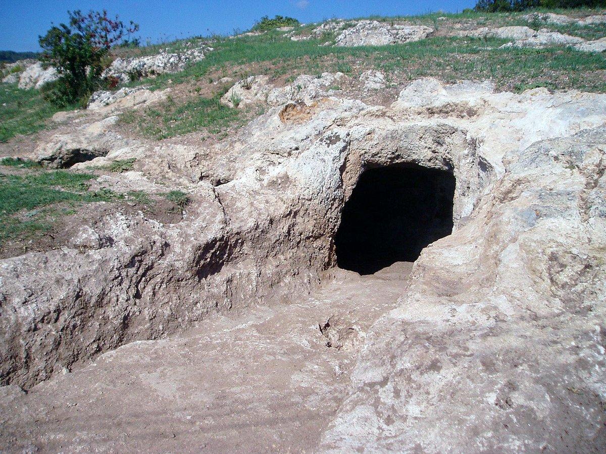 Necropoli di Cannas di Sotto